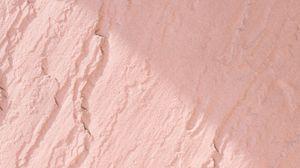 Превью обои трещины, поверхность, розовый, текстура