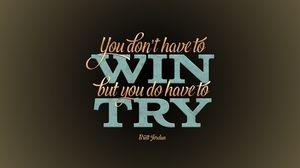 Превью обои цитата, фраза, мотивация, вдохновение, победа, поражение, сила