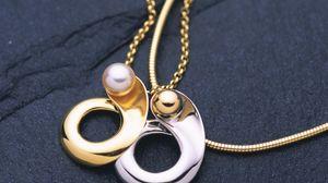 Превью обои украшения, платина, золото