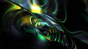 Превью обои узор, абстракция, темный, сплав