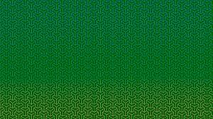 Превью обои узор, текстура, градиент, зеленый