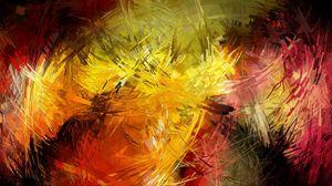 Превью обои узоры, линии, креатив, яркий, краски