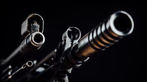 Превью обои винтовка, дуло, оружие