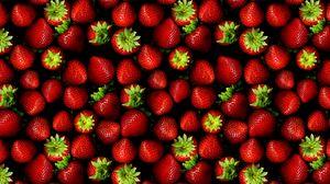 Превью обои ягода, клубника, множество