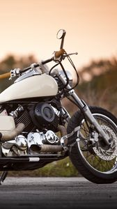 Превью обои yamaha 650, yamaha, мотоцикл, байк