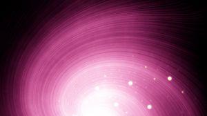 Превью обои яркий, свет, воронка, вращение, фиолетовый