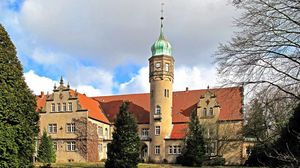 Превью обои замок, крепость, германия