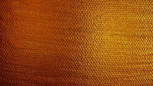 Превью обои золото, мешковина, ткань, холст, переплетение, золотой
