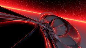 Превью обои свет, яркий, фон, красный