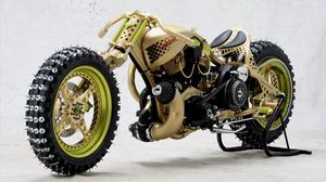 Превью обои tgs seppster, ice racer, мотоцикл, германия