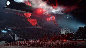 Превью обои церемония закрытия зимних олимпийских игр 2014, сочи 2014, олимпийские игры