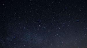 Превью обои звездное небо, ночь, звезды