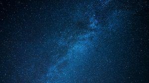 Превью обои звезды, млечный путь, звездное небо